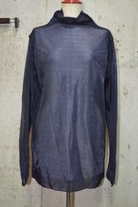ロエフ LOEFF シースルー Tシャツ トップス C9381
