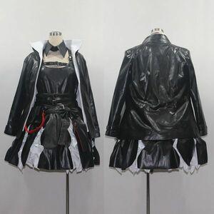 cos9157高品質 実物撮影 Arknights アークナイツ Surtr 史爾特爾 コスプレ衣装