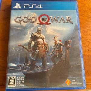 【PS4】 ゴッド・オブ・ウォー [通常版] PS5アップグレードあります。4K 60fps対応。