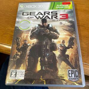 Z】 Gears of War3 ギアーズオブウォー3 日本語版