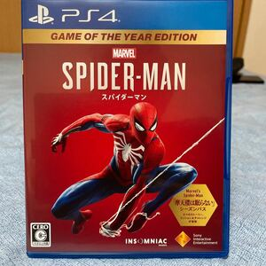 【PS4】 Marvel's Spider-Man [Game of the Year Edition] シーズンパス使用済です