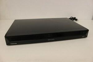 TOSHIBA 東芝 ブルーレイDVDレコーダー D-BZ510 HDD SD REGZA 2011年製 リモコン欠品