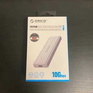 【新品未開封】ORICO USB-C NVME M.2 SSDケース PRM2-C3 ポータブルSSD 外付けSSD