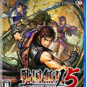 【PS4】戦国無双5(通常版)