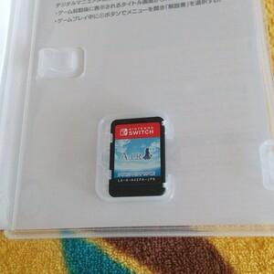【中古品】 AIR Nintendo Switch スイッチソフト key プロトタイプ