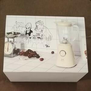 送料無料♪ 新品♪ BRUNO ブルーノ コンパクトブレンダー アイボリー BOE023-IV ブレンダー ♪