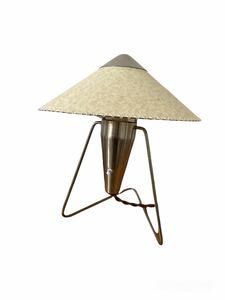1950's Vintage N-30 Table Lamp Helena Frantova チェコスロバキア ヴィンテージ ランプ モダン ミッドセンチュリー アングルポイズ GRAS
