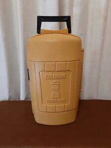 【希少】コールマン クラムシェルケース(角ハンドル) 200A用 83年2月製 21092214
