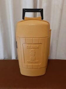 【希少】コールマン クラムシェルケース(角ハンドル) 200A用 82年3月製 21092215