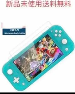 Nintendo Switch Lite 保護フィルム ガラスフィルム