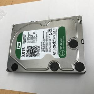 3TB SATA 3.5インチ ハードディスク 3000GB HDD 3TB 3.5 インチSATA WD30EZRX 中古動作確認済み(82422