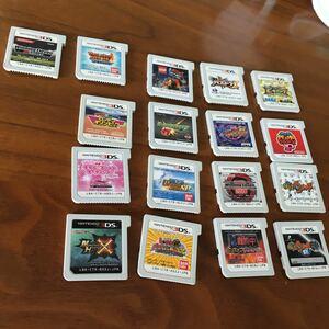 3DSソフトまとめ売り 17本