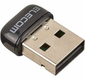エレコム Wi-Fi 無線LAN 子機 433Mbps 11ac/n/a 5GHz専用 USB2.0 WDC-433SU2M2BK