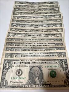 アメリカ ドル 旧紙幣