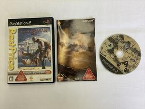 21-PS2-609 プレイステーション2 ゴッド・オブ・ウォー ベストプライス版 動作品 PS2 プレステ2