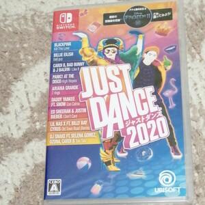 【新品・未開封品】 ジャストダンス2020 Nintendo Switch