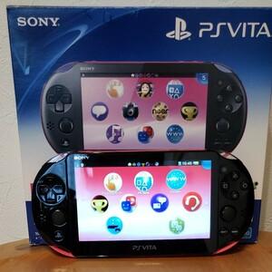 【本体+ソフト】PlayStation Vita Value Pack ピンク/ブラック PCHJ-10015/ペルソナ4Gセット