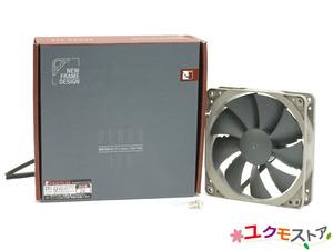 【検品開封/未使用】 NOCTUA NF-P12 redux-1300 PWM 水冷ラジエーター CPUクーラー ケースファン 120×120×25mm 4-pin PWM ①