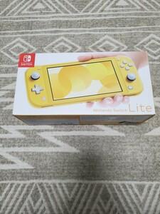 Nintendo Switch 本体 イエロー 美品