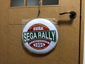 Sega Rally Champion sipSEGA RALLY CHAMPIONSHIP [ Sega * all Star z wall plate ( diameter approximately 31cm)]