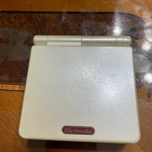 ゲームボーイアドバンスSP GBASP Nintendo 任天堂 ファミコン空