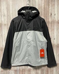 グレー(XL) THE NORTH FACE Venture 2 Jacket Black ザノースフェイス ベンチャー2ジャケット マウンテンパーカー