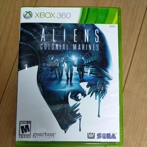 XBOX360  海外版 エイリアン Aliens