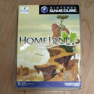 ゲームキューブソフト GC ホームランド