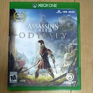 Xbox One アサシンクリードオデッセイ 海外版