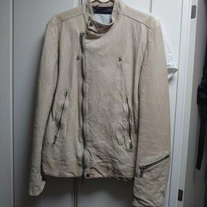 レザージャケット 羊革