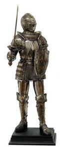 ■中世ヨーロッパ 重装歩兵 アーマーナイト 鎧 甲冑■HAD
