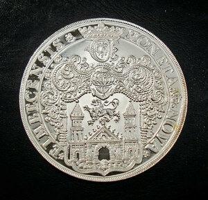 ●神聖ローマ帝国 1659 アインベック ターレル銀貨 リストライク