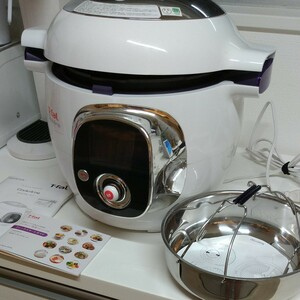値下げ♪T-fal 電気圧力鍋 Cook4me CY7011JP