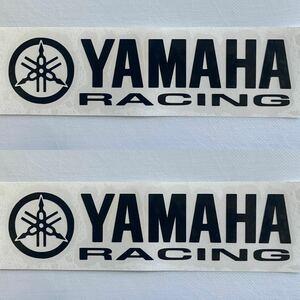 YAMAHAレーシング ステッカー
