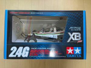 タミヤ 1/10 XBシリーズ No.46 XB グラスホッパー 2.4GHz プロポ付き塗装済み完成品 57746