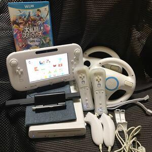 Wii U 32GB マリオカート8内蔵