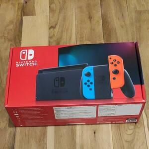 ニンテンドースイッチ ネオンレッド ネオンブルー Nintendo Switch Switch本体