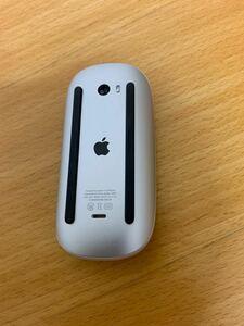 【動作品】 美品 純正 Apple Magic Mouse 2 アップル マジックマウス 2 ワイヤレスマウス A1657__X1