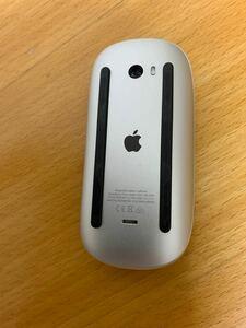 【動作品】 美品 純正 Apple Magic Mouse 2 アップル マジックマウス 2 ワイヤレスマウス A1657__X3