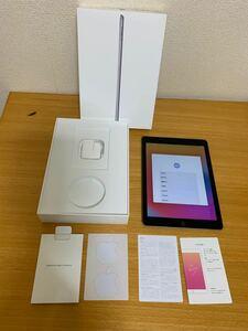 iPad 9.7インチ Wi-Fi モデル 第6世代 MR7J2J/A A1893 128GB スペースグレイ+ 付属品_1