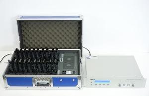 TAIDEN デジタルIRワイヤレス カンファレンス システム/デジタル赤外線レシーバー20台セット▲HCS-5300MB/20+HCS-5100R/04 中古