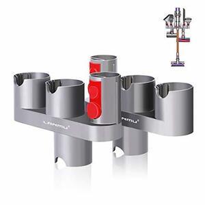 LANMU for Dyson ダイソン 壁掛けブラケット 壁掛けスタンド 収納ホルダー 2個 for Dyson V7 V8