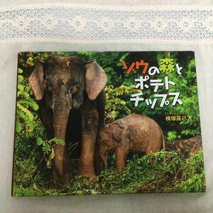 絵本 ゾウの森とポテトチップス