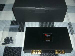オーディオテクニカ レグザット AT-RX100 車載用 パワーレギュレーター audio-technica-at-rx100