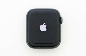 ◇【Apple アップル】Apple Watch Series4 44mm GPS スペースグレイアルミニウム ブラックスポーツバンド MU6D2J/A