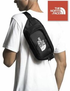 THE NORTH FACE クロスボディバック 新品 日本未発売 ボディバッグ ウエストバッグ ウエストポーチ ブラック