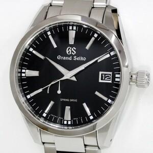 セイコー グランドセイコー スプリングドライブ SBGA301 9R65-0BM0 腕時計 パワーリザーブ メンズ