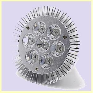 ☆★おススメ★☆新品☆未使用★ アクアリウムライト 水槽照明 V-XS LEDライト スポットライト 7W 青5 白2灯 水草 植物育成 海水