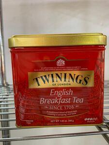 イングリッシュ ブレックファスト茶葉、200g