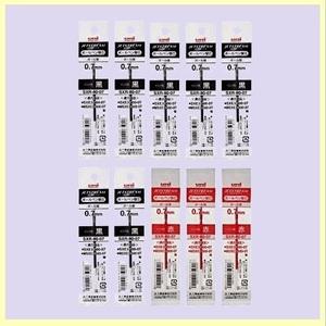 ☆★特別価格★☆新品☆未使用★ 油性ボ-ルペン替芯 三菱鉛筆 L-Z5 ジェットストリ-ム 多色多機能 0.7mm 黒7/赤3 SXR8007.24/15